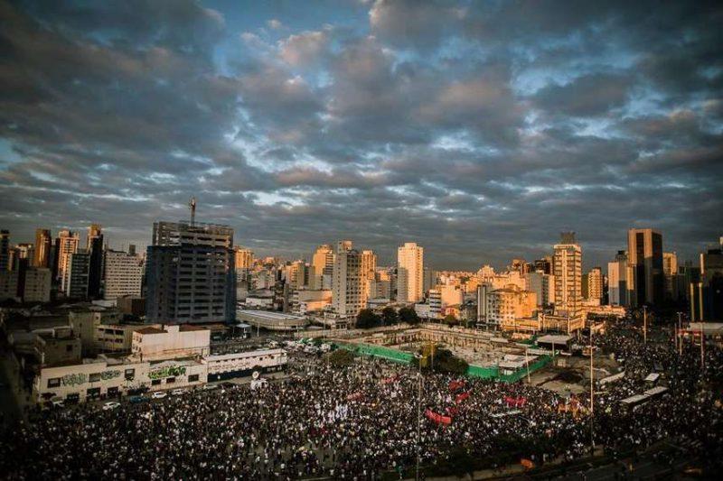 Movimentos fazem convocação para ato em defesa da democracia e dos direitos no sábado, dia 20