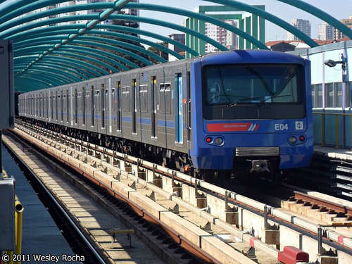 Contrato para manutenção preventiva de trens estaria entre os irregulares (http://www.flickr.com/photos/wesleysouzafotografia/)