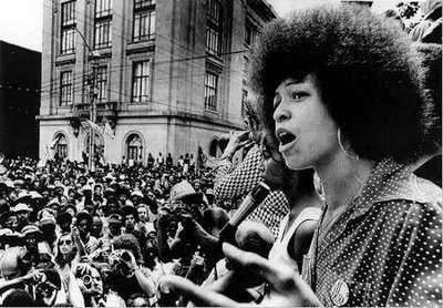 A filósofa americana Angela Davis lutou contra a opressão das mulheres negras nos EUA (Foto: Divulgação)
