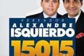 Malafaia apoiou Isquierdo na campanha para vereador, em 2012 (Imagem: Divulgação)
