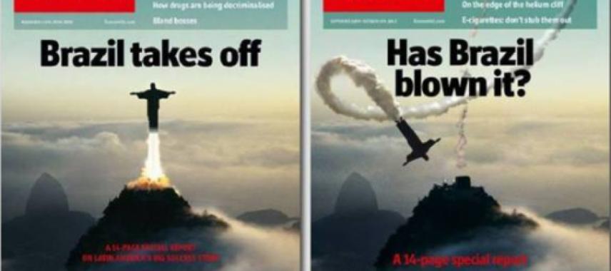 Miguel do Rosário: Resposta ao ataque da Economist ao Brasil