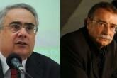 Nassif e Ramonet debatem o novo jornalismo na era da internet (Foto: Reprodução)