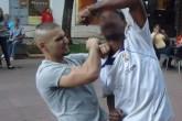 Morador de rua foi agredido por neonazista Donato Di Mauro (Foto: Divulgação/Facebook)