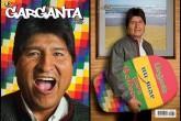 Capa da revista La Garganta (Foto: Divulgação)