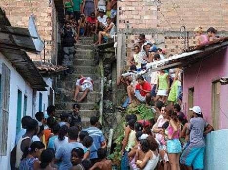 Maceió é a quinta cidade mais violenta do mundo Foto: Priscylla Régia/Alagoas24Horas