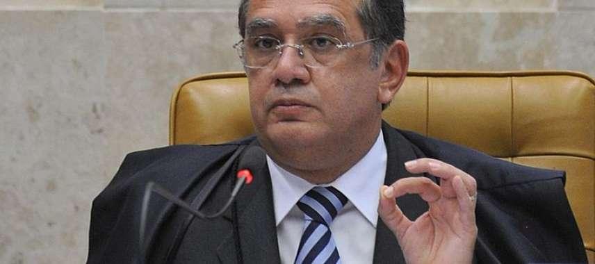 Gilmar Mendes diz que só vota financiamento privado após reforma política do Congresso