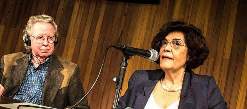 """""""No futuro, faremos download de nossas mentes"""", diz Marilena Chauí"""