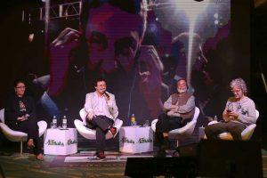 Última mesa do ArenaNET Mundial, com a participação de Virgilio Almeida, diretamente do NETMundial. (Foto: Hans Georg)