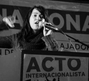 Diana Assunção, pesquisadora e fundadora do grupo Pão e Rosas da USP (Foto: Arquivo pessoal)
