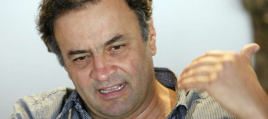 Aécio Neves e as drogas