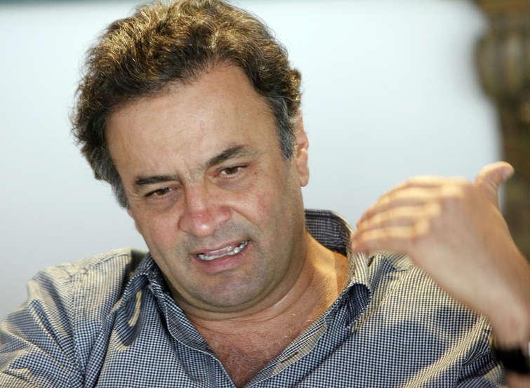 Entrevista com o senador AŽcio Neves (PSDB)