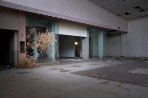 Fotos de Seph Lawless reacenderam o debate sobre centros comerciais (Divulgação/Seph Lawless)