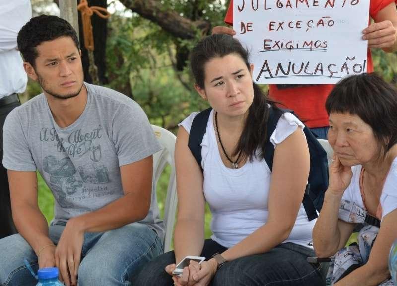 Família de Genoino questiona julgamento do STF (Foto:Valter Campanato / Agência Brasil)