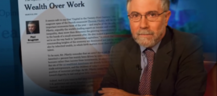 """Nobel de Economia sai em defesa do """"Marx"""" do século 21"""