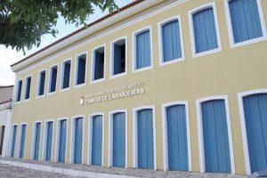 Atualmente, a unidade se localiza no centro da cidade (Divulgação/Prefeitura de Laranjeiras)