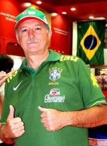 Vladimir Polomo, o sósia do Felipão. (Foto: divulgação/Faro Models)