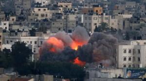 Sucessivos governos sionistas impediram a soberania de outro povo, o palestino (Foto: poularresistance.org)