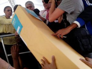 Marina Silva também apoia a reforma do sistema político (Foto: Plebiscito Popular)