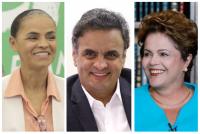 Ibope: Dilma cresce em São Paulo, Minas Gerais e Rio de Jan