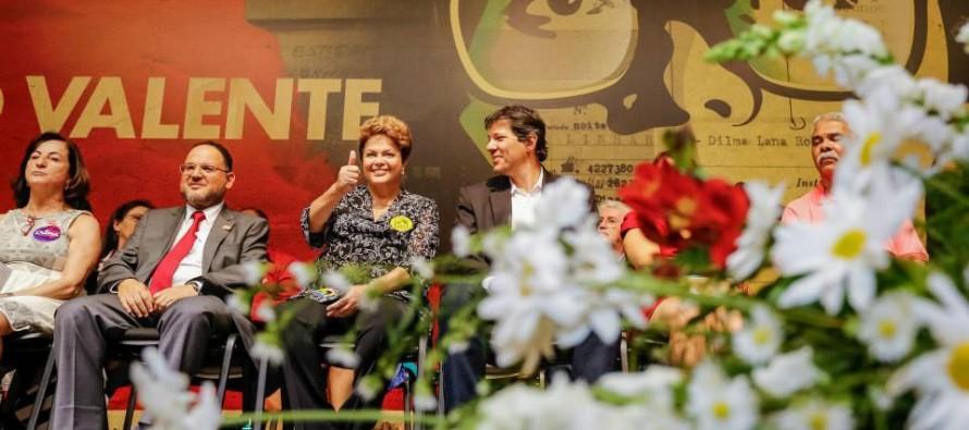 Ambientalistas lançam manifesto em apoio à reeleição de Dilma