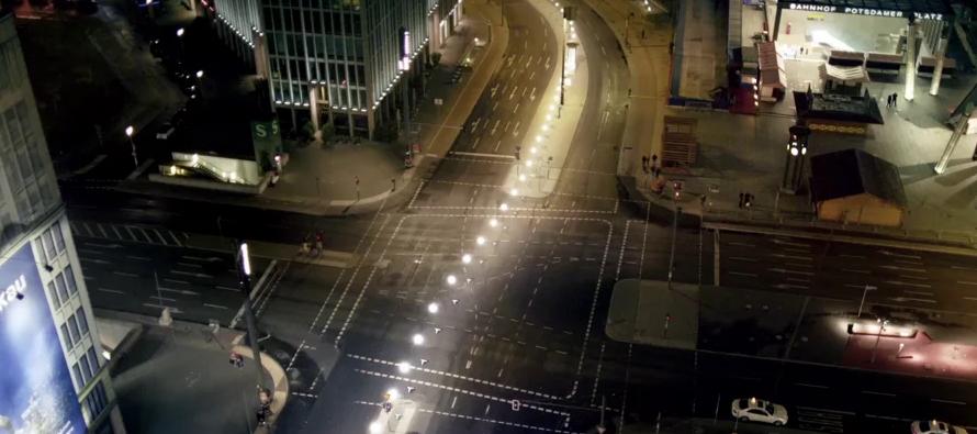 """Muro de Berlim será """"reerguido"""""""