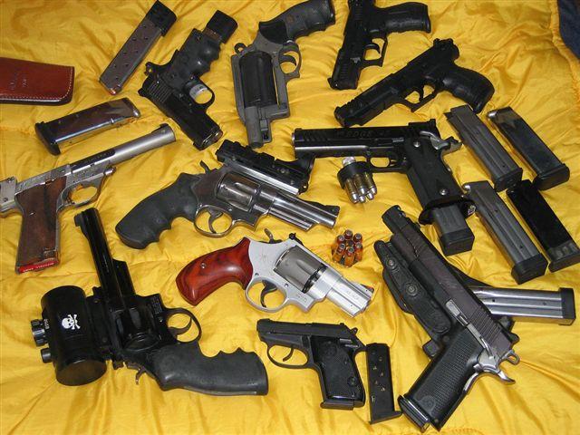 Aumento do número de armas pode trazer 'nefastas consequências', diz PF