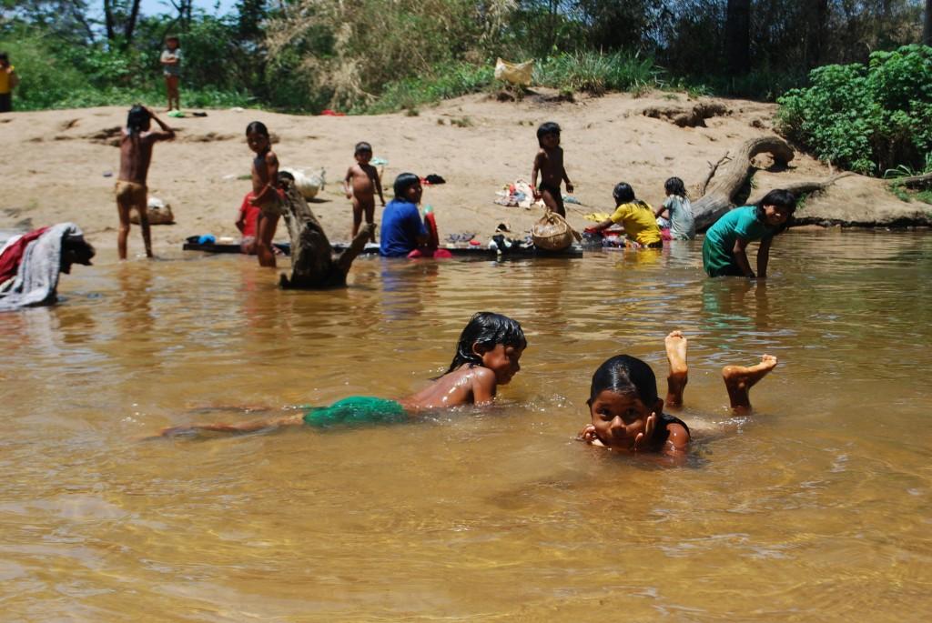 Xavante, Aldeia Pimentel Barbosa, TI Pimentel Barbosa, MT (Foto: Maíra Ribeiro)