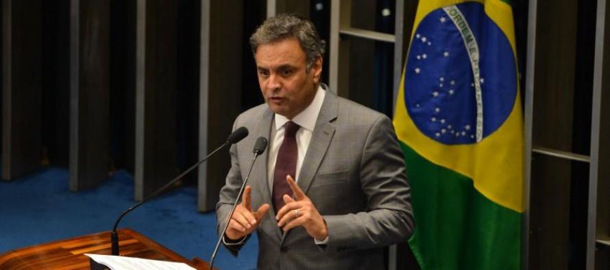 Aécio pagou consulta a dois ex-ministros do STF com dinheiro da campanha