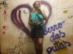 Indianara Siqueira, ativista e membra do coletivo TransRevolução (Foto: Arquivo pessoal)