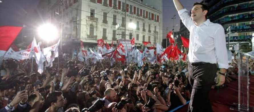 Grécia: vitória do Syriza, vitória da esperança
