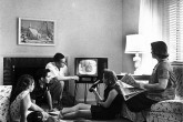 640px-Family_watching_television_1958