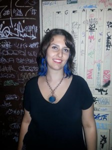 Elisa Bailone (Foto: Arquivo pessoal)