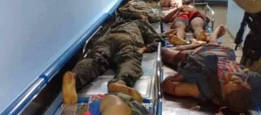 Segundo testemunha, vítimas da chacina do Cabula, na Bahia, estavam desarmadas