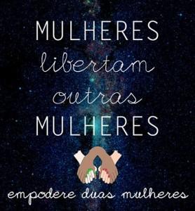 """Campanha """"Empodere Duas Mulheres"""" (Foto: Divulgação)"""