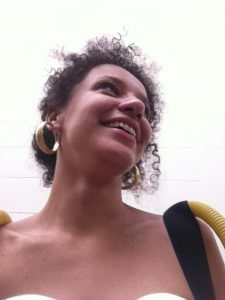 Ariane Cor (Foto: Arquivo pessoal)