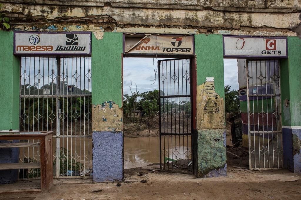 Pela proximidade com a Bolívia, a região de Brasiléia é marcada pelo comércio. Foto: Mídia NINJA