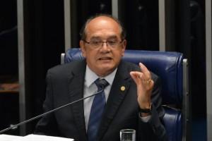 Gilmar Mendes pediu vistas (Foto:Antonio Cruz/Agência Brasil)