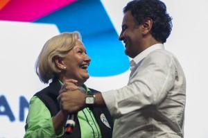 Em 2014, PP gaúcho apoiou a candidatura de Aécio Neves à presidência; senador, por sua vez, foi ao estado diversas vezes para fazer campanha para Ana Amélia Lemos, ex-candidata ao governo do RS (Foto: Ramiro Furquim/Sul21)