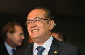 Gilmar Mendes: (Foto:Antonio Cruz/Agência Brasil)