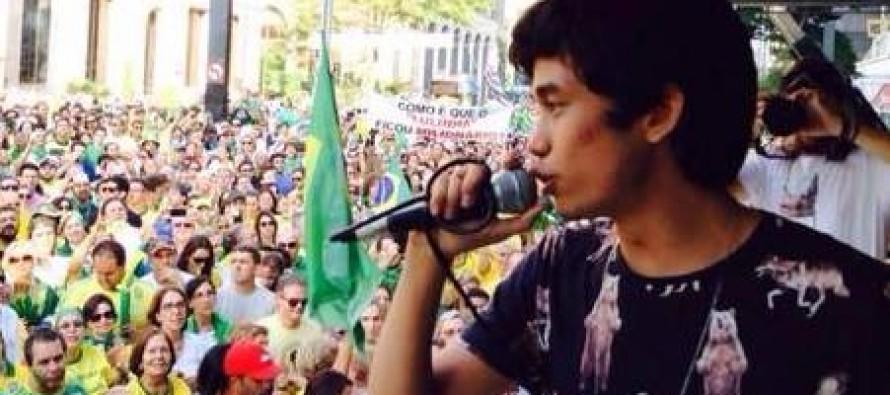 Quem inspira os jovens liberais que protestam contra Dilma e pedem o impeachment?