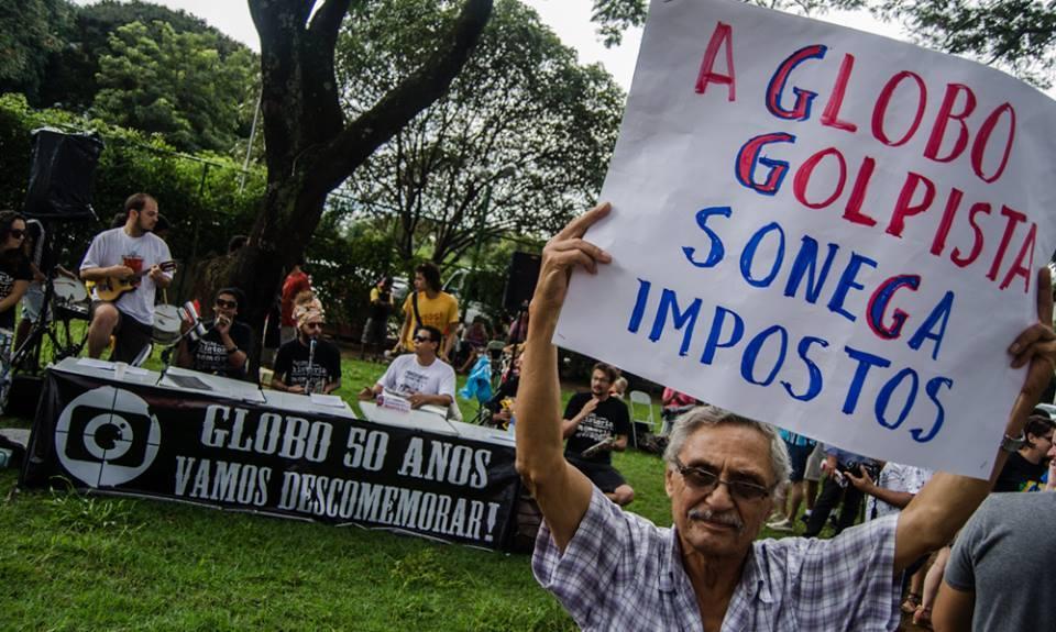 protesto-50-anos-globo-df-2