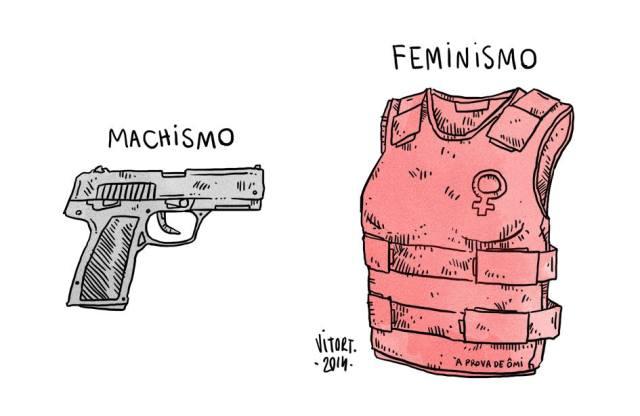 online officieel gedetailleerde foto's Por denunciar foto machista, estudante é xingada, ameaçada e ...