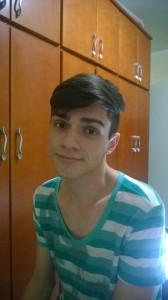 Bruno Fortunato Lopes (Foto: Arquivo Pessoal)