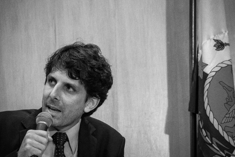 O advogado e ativista Emílio Figueiredo. (Foto: Paulo Barros)