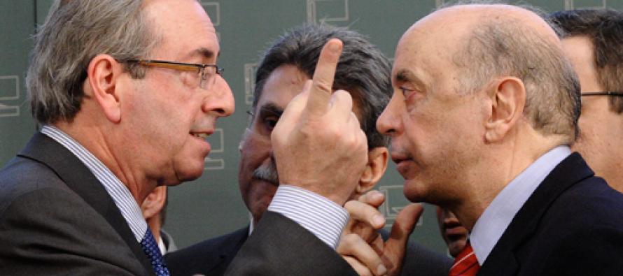 As três crises do governo Dilma