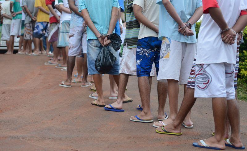 Orientações do PCC já atingem internos da Fundação CASA (Foto: Arquivo/EBC)