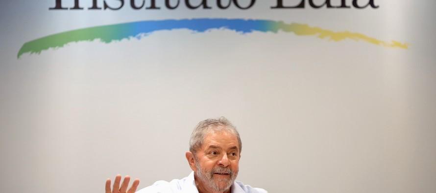 Instituto Lula é atacado por bomba caseira