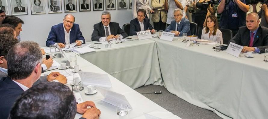 Após seis meses, Comitê de Crise Hídrica de Alckmin não apresentou nenhum resultado