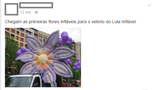 lula inflável 7