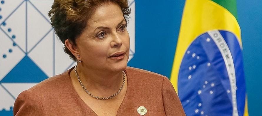 Dilma veta doações de empresas a campanhas políticas